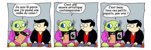L'Art selon Morlock